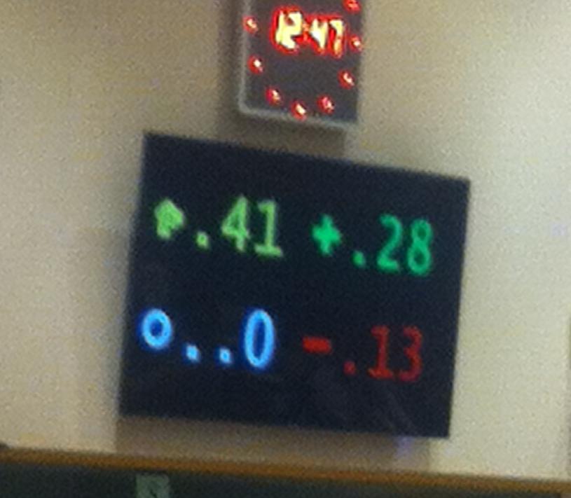 Ergebnis der Endabstimmung: Angenommen mit 28 Ja zu 13 Nein