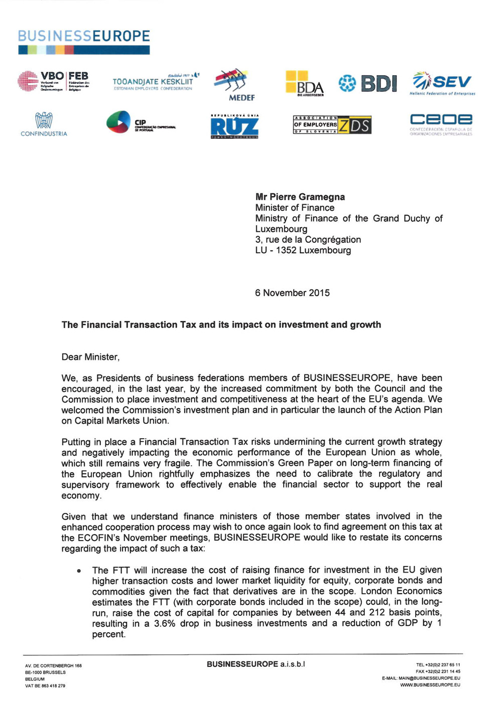 2015-11-06-Letter-on-FTT-to-ECOFIN-Council-November---Min--Gramegna---LU-1